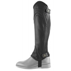 Gambali in pelle piping Corby Equestro