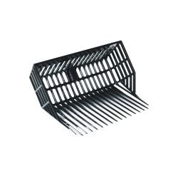Forca da scuderia in plastica ABS antiurto made in USA con cestello, alta flessibilità, ottima qualità