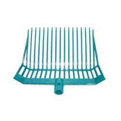Forca da scuderia in plastica ABS antiurto Durafork made in USA, alta flessibilità, ottima qualità