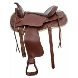 SELLA REINING RED HORNS MODELLO ALL-PURPOSE