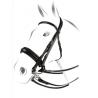 Briglia dressage Equestro in cuoio italiano