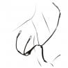 Martingala a collare Equestro in cuoio italiano regolabile