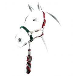 Cavezza Equestro modello Flaggy