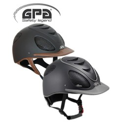 CASCO GPA SPEED AIR  LEATHER 2X